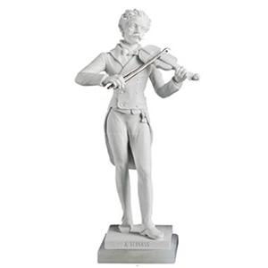 Johann Strauss Gipsfigur