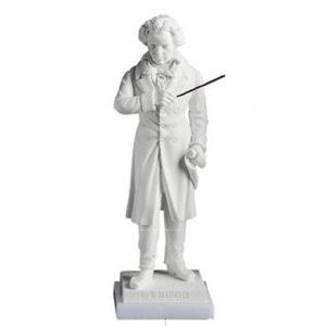 Alabaster Beethoven